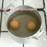 Как сварить яйца вкрутую правильно?
