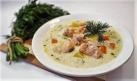суп из рыбных консервов рецепт с фото s7