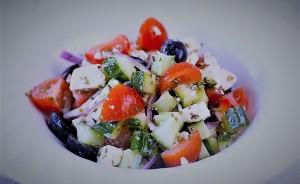 Вкусные салаты с перепелиными яйцами