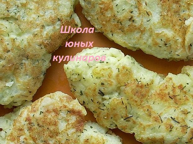 как из пюре сделать картофельные котлеты из пюре рецепт