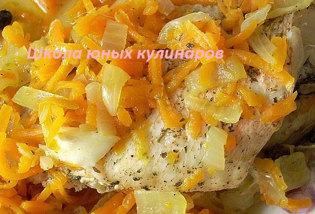 супы из морской рыбы рецепты с фото
