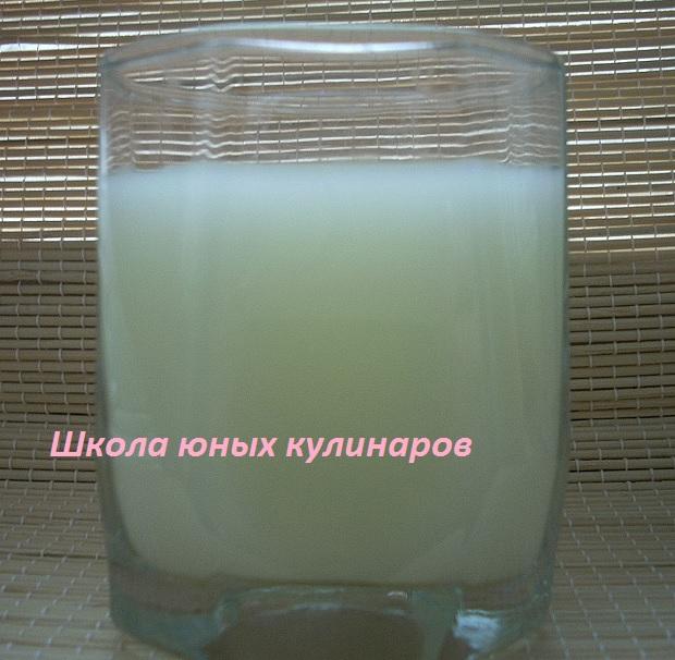 Как сделать сыворотку из молока? Рецепт с фото