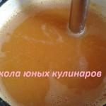 оперирование супа из тыквы