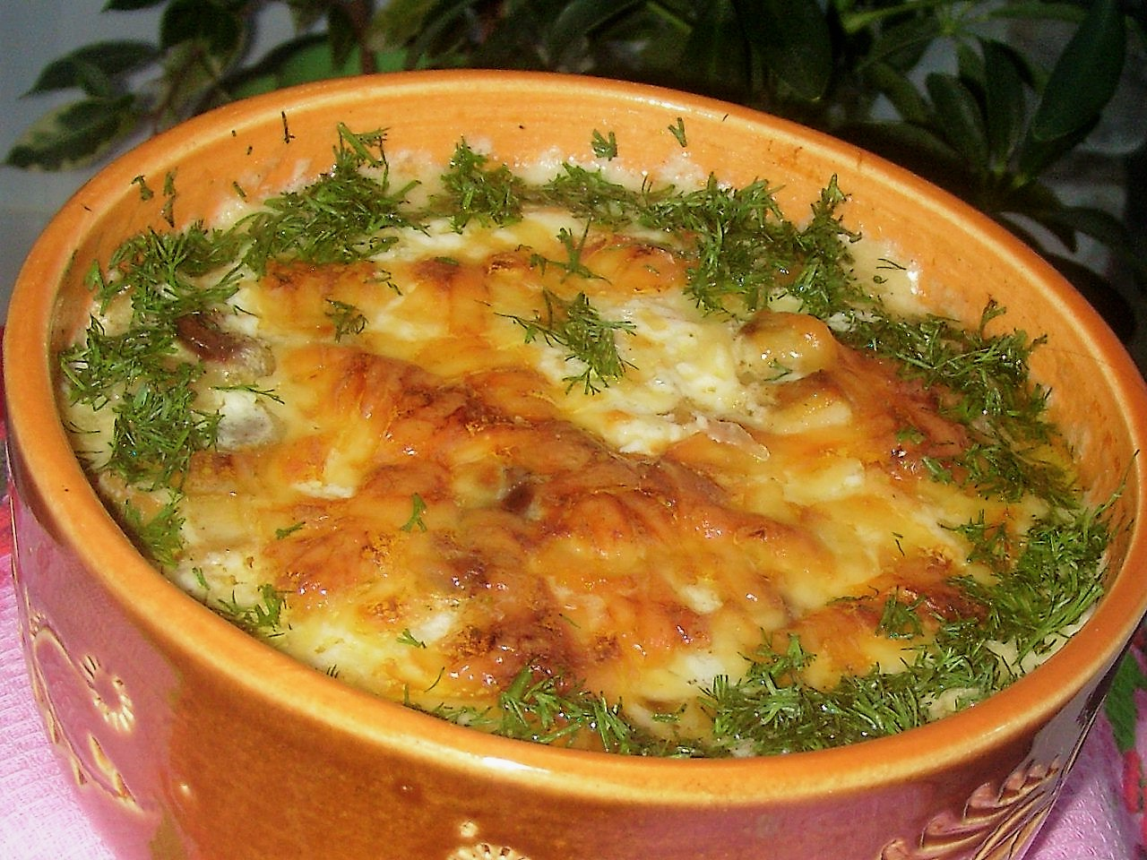 Рис в горшочках рецепт пошаговый