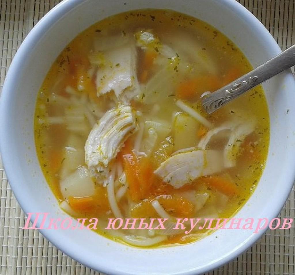 Суп с картошкой в духовке рецепт 74