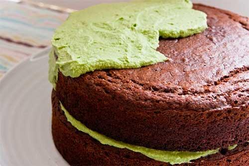 Как сделать крем для торта цветным