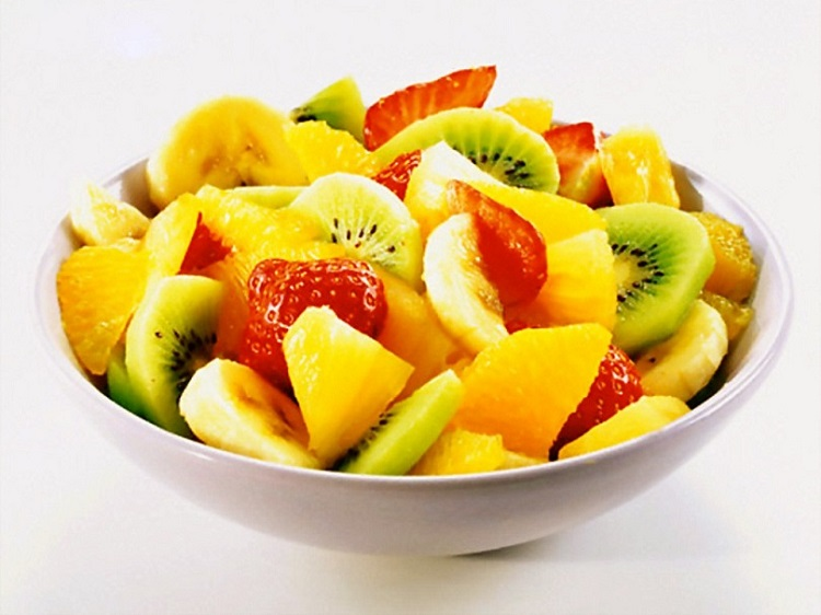 Картинки фруктовых салатов для детей