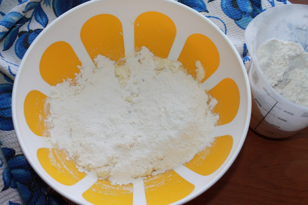 Пышки из творога - рецепт пошаговый с фото