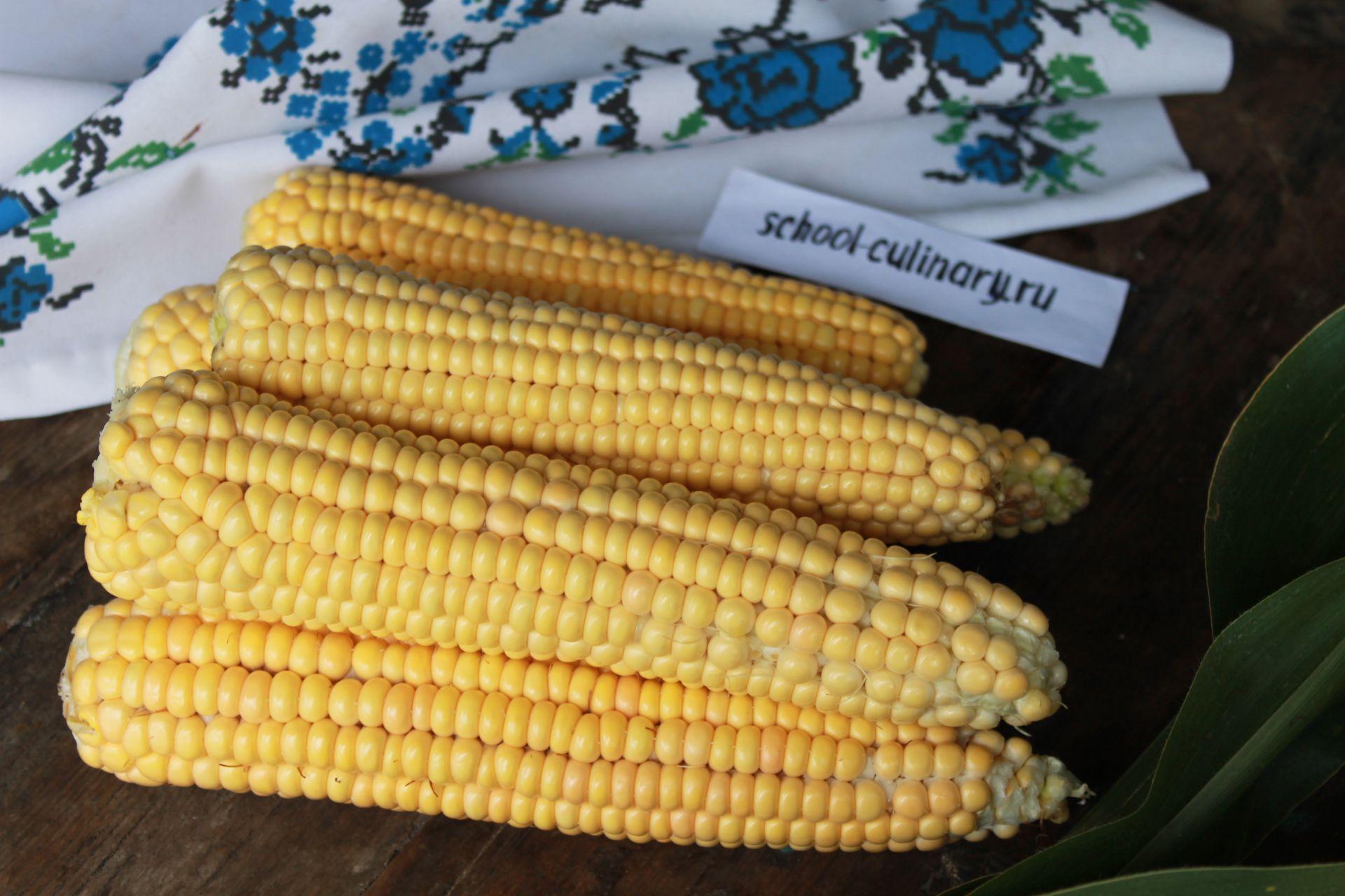 Чем полезна кукуруза вареная при диетах