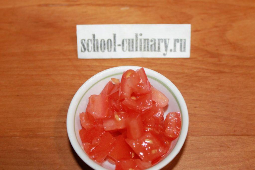 Десертный омлет с морковью в формочках в духовке - рецепт пошаговый с фото