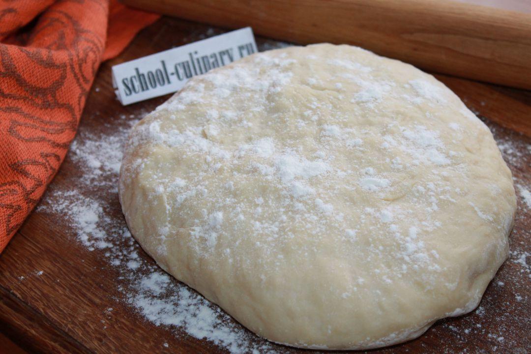 Как приготовить тесто на кефире для пирожков