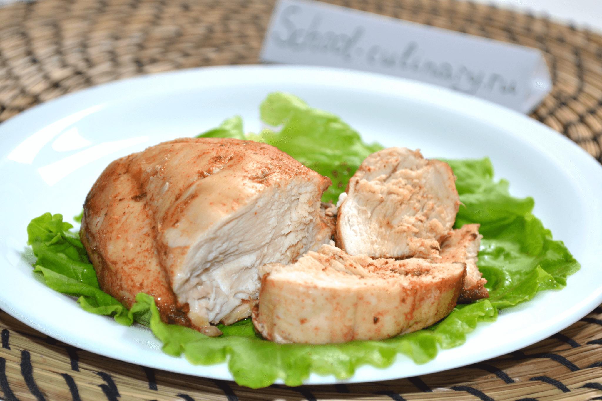 Яблочно-соевый маринад для куриной грудки