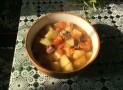Рецепт супа галушки