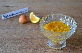 Апельсиново-абрикосовый джем