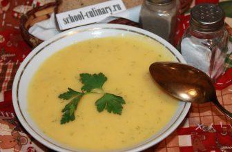 Как приготовить рисовый суп-пюре с морковью