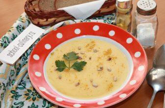 Как приготовить вкусный гороховый суп-пюре