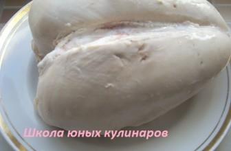 Как варить курицу?