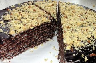 Рецепт вафельного тортика